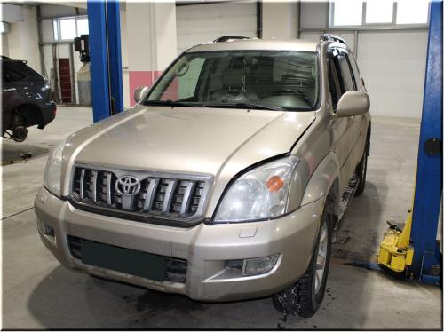 Toyota Land Cruiser Prado 120, 2005 г. в.